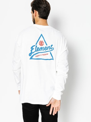 Longsleeve Element Ascent (optic white)