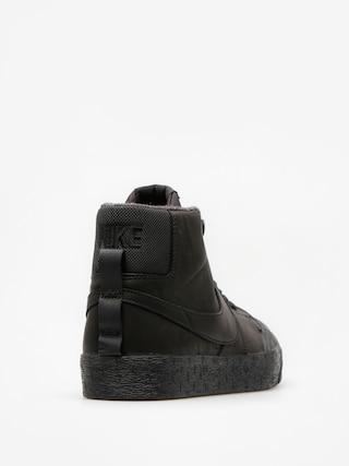 Buty Nike Sb Zoom Blazer Mid Xt Bota (black/black anthracite)
