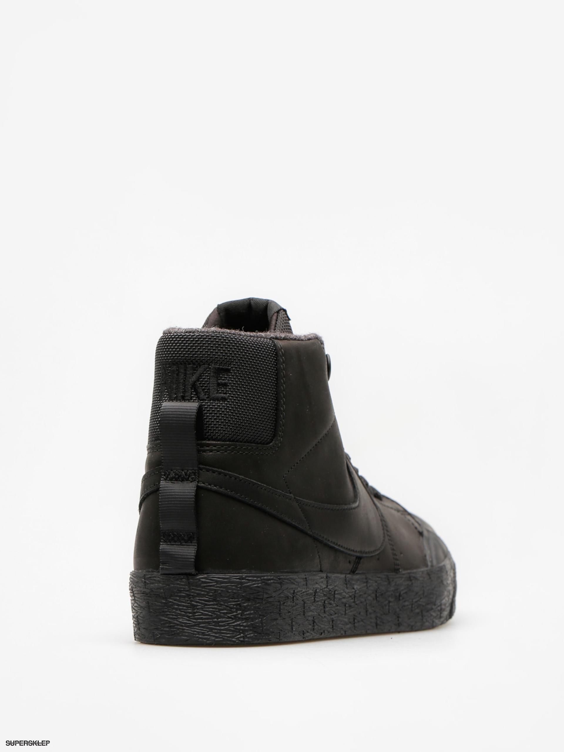 buy popular 36eec 5cf5f Buty Nike Sb Zoom Blazer Mid Xt Bota (black/black anthracite)