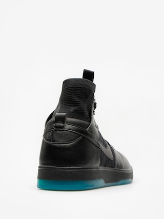 Buty Nike SB Zoom Dunk High Elite (black/black dk atomic teal)