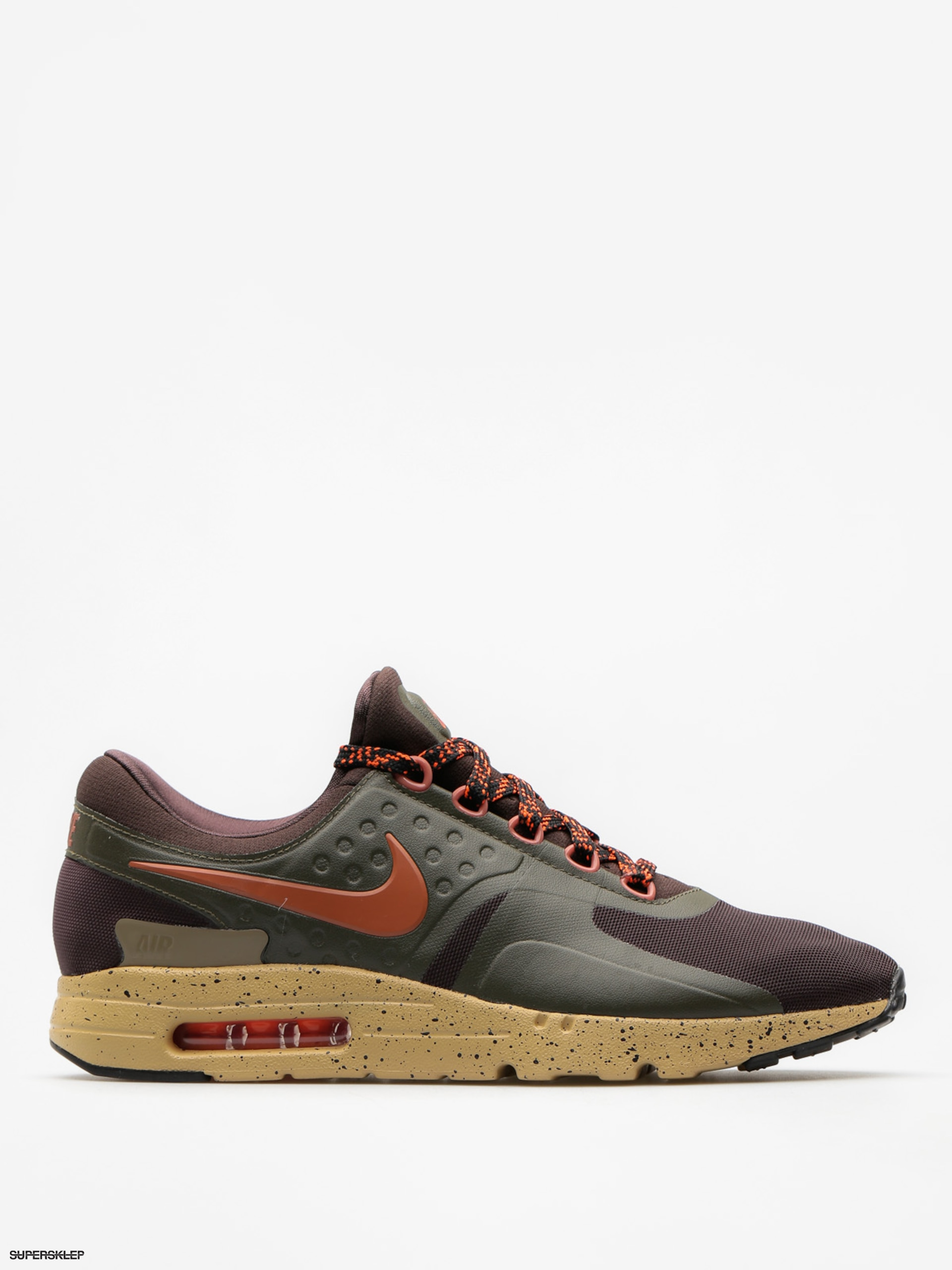 Buty Nike Air Max Zero Se (velvet brown/dusty peach cargo khaki)