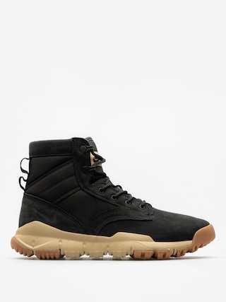 Buty Nike Sfb 6 Nsw Leather (black/black mushroom gum med brown)