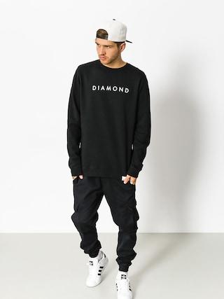 Bluza Diamond Supply Co. Futura Crew Neck (black)