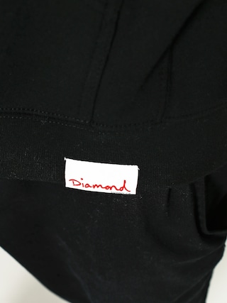 Bluza z kapturem Diamond Supply Co. Gem Market HD (black)
