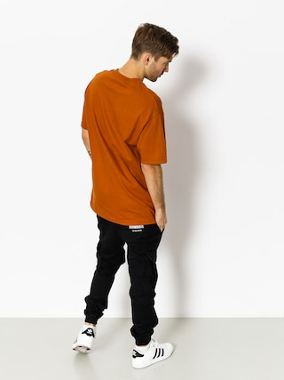 T-shirt Diamond Supply Co. Dealers (burnt orange)