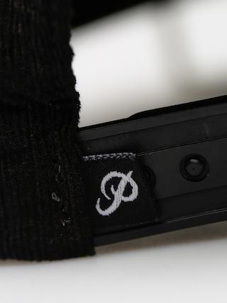 Czapka z daszkiem Primitive Premium Cord ZD (black)