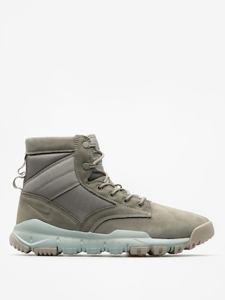 Buty Nike Sfb 6 Nsw Leather (dark stucco/dark stucco dusty sage)