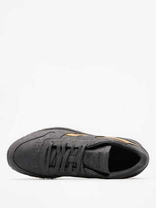 Buty Reebok Cl Leather Tu (coal/gold enrod)