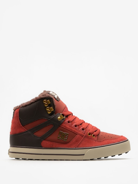 Buty zimowe DC Spartan High Wc Wnt (coffee)
