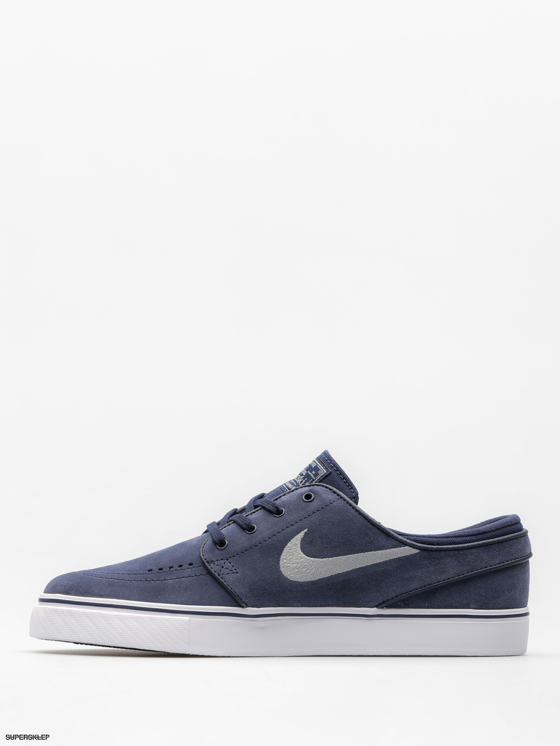 Buty Nike SB Zoom Stefan Janoski (obsidianwolf grey black white)