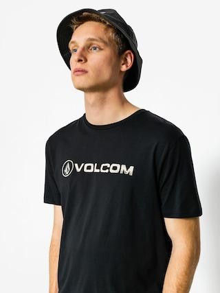 T-shirt Volcom Line Euro Bsc (blk)