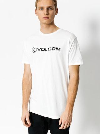 T-shirt Volcom Line Euro Bsc (wht)