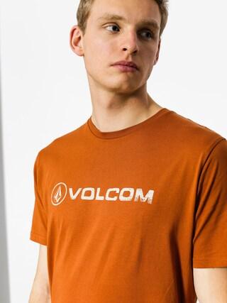 T-shirt Volcom Line Euro Bsc (cop)