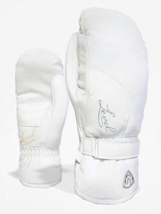 Rękawice Level Classic Mitt Wmn (white)