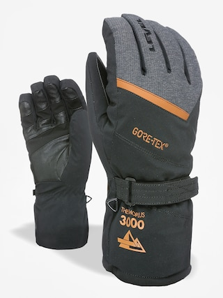 Rękawice Level Evolution Gore Tex (pk brown)