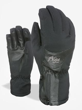 Rękawice Level Bliss Emerald Gore Tex Wmn (black)
