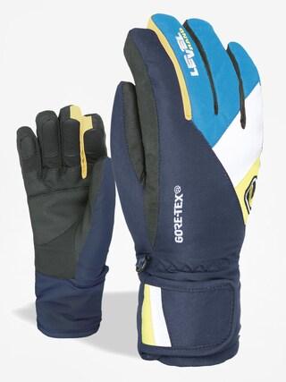 Rękawice Level Force Jr Gore Tex (light blue)