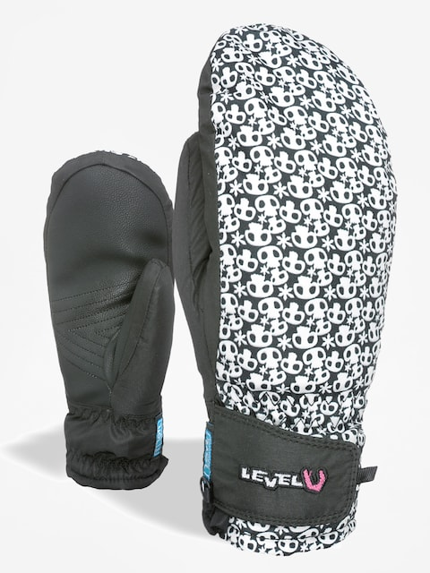 Rękawice Level Juke Jr Mitt (black/white)