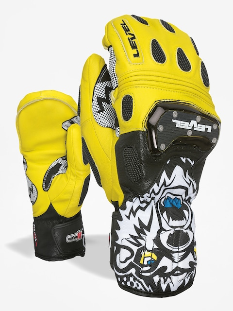 Rękawice Level Sq Cf Mitt (black yellow)
