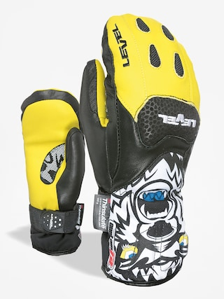 Rękawice Level Sq Jr Cf Mitt (black yellow)