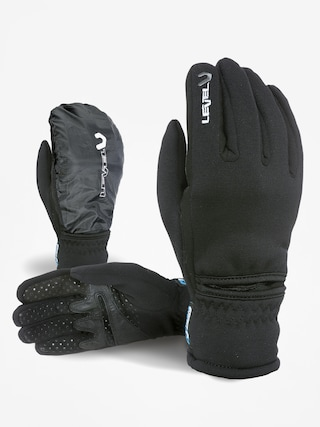 Rękawice Level Trail Polartec I touch (black)
