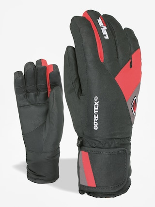 Rękawice Level Force Jr Gore Tex (red)