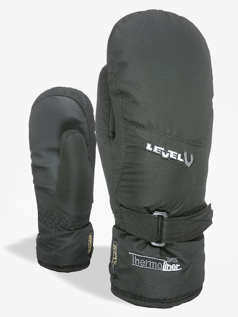 Rękawice Level Junior Mitt (black)