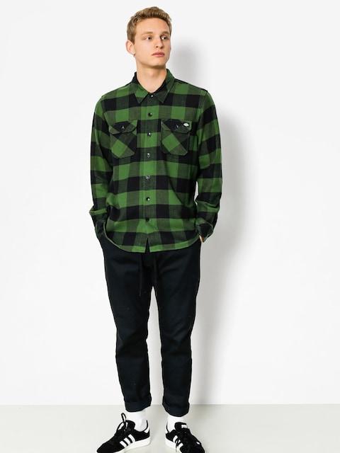 Koszula Dickies Sacramento LS (pine green)