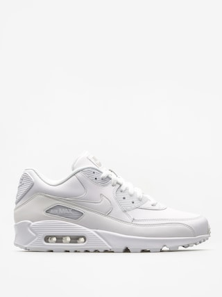 Buty Nike Air Max 90 (Leather white/white)