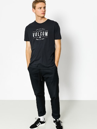 T-shirt Volcom Garage Club Lw (blk)