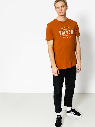 T-shirt Volcom Garage Club Lw (cop)
