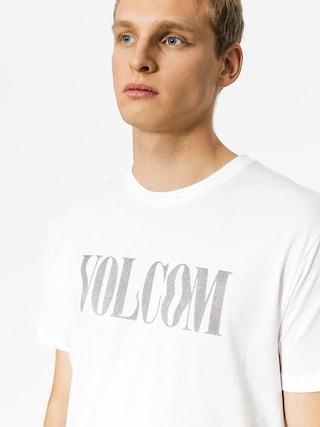 T-shirt Volcom Weave Lw (wht)