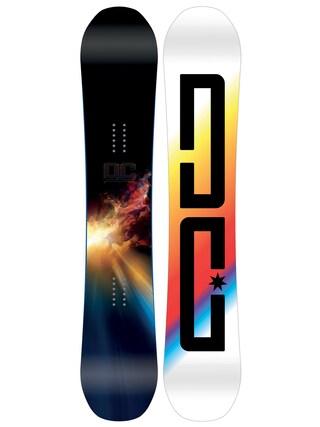 Deska snowboardowa DC Ply (white/multi)
