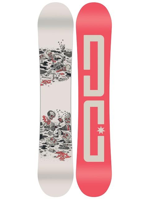 Deska snowboardowa DC Pbj