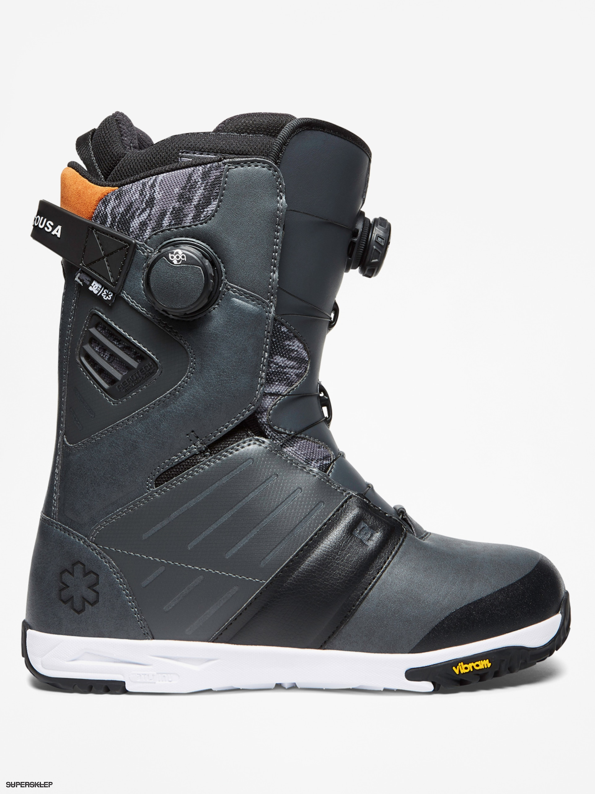 Buty snowboardowe DC Judge (dark shadow)