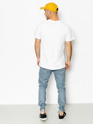 T-shirt Iriedaily Pissizei (white)