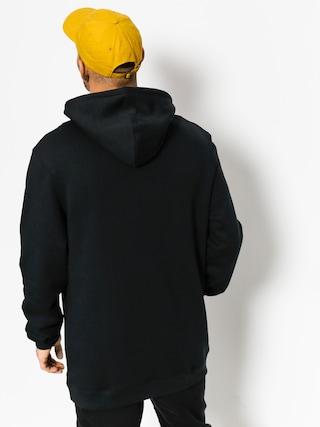 Bluza z kapturem Iriedaily Daily Flag HD (black)
