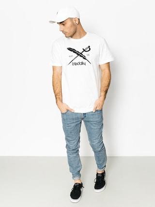 T-shirt Iriedaily Daily Flag (white)