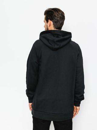 Bluza z kapturem Es Script HD (black)