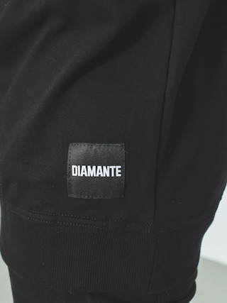 Bluza Diamante Wear Red Eyes Crew (black)