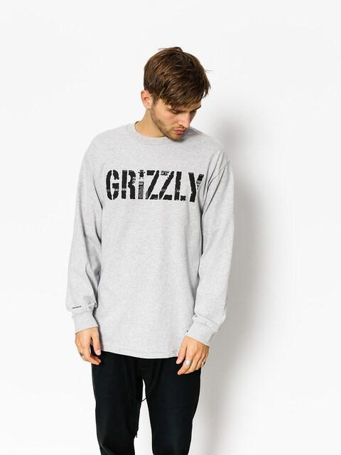 Longsleeve Grizzly Griptape Headlines