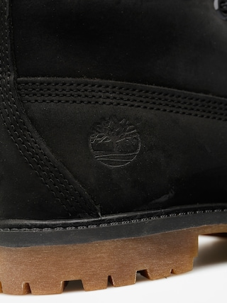 Buty Timberland 6 In Premium Wmn (black nubuck)
