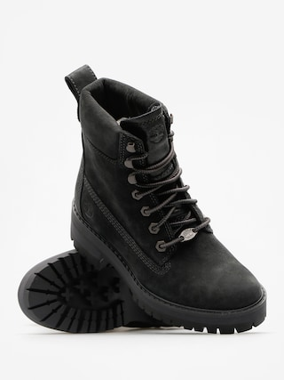 Buty Timberland Courmayeur Valley Yboot Wmn (black nubuck)