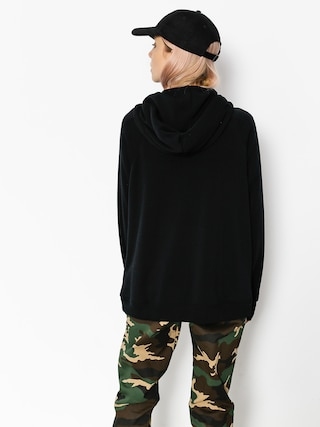 Bluza z kapturem Volcom Gmj HD Wmn (blk)