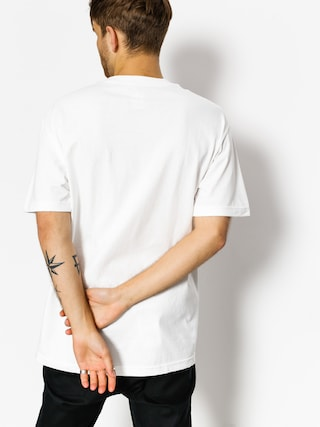 T-shirt Grizzly Griptape Headlines (white)