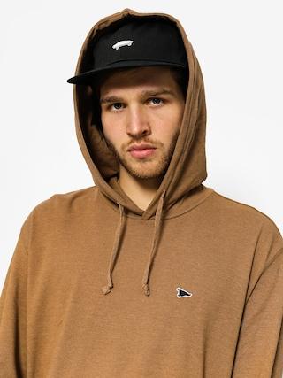 Bluza z kapturem Primitive Pennant Pique HD (camel)