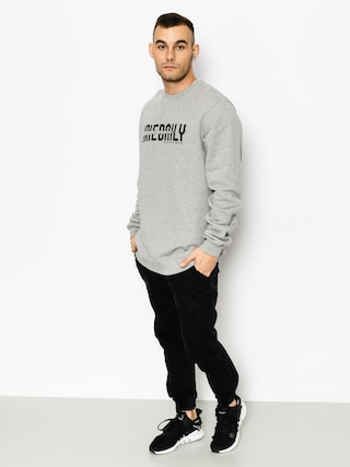 Bluza Iriedaily Shot 2 Pieces Crew (grey mel)