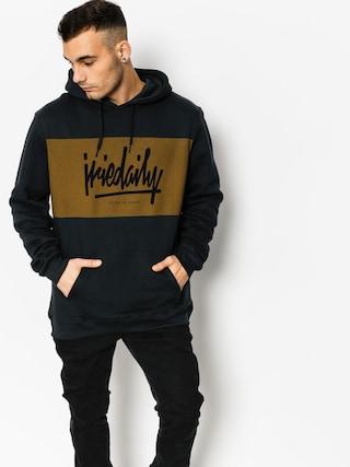 Bluza z kapturem Iriedaily Tagg HD (cara black)