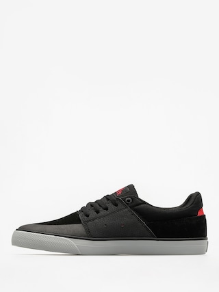 Buty DC Wes Kremer (black/grey/red)