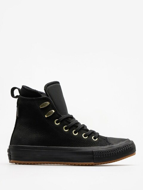 Trampki Converse Chuck Taylor WP Boot Hi Wmn (black/black/brass)